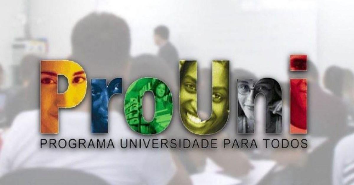 ProUni abre inscrições a partir do dia 11 para bolsas no 2º semestre de 2019