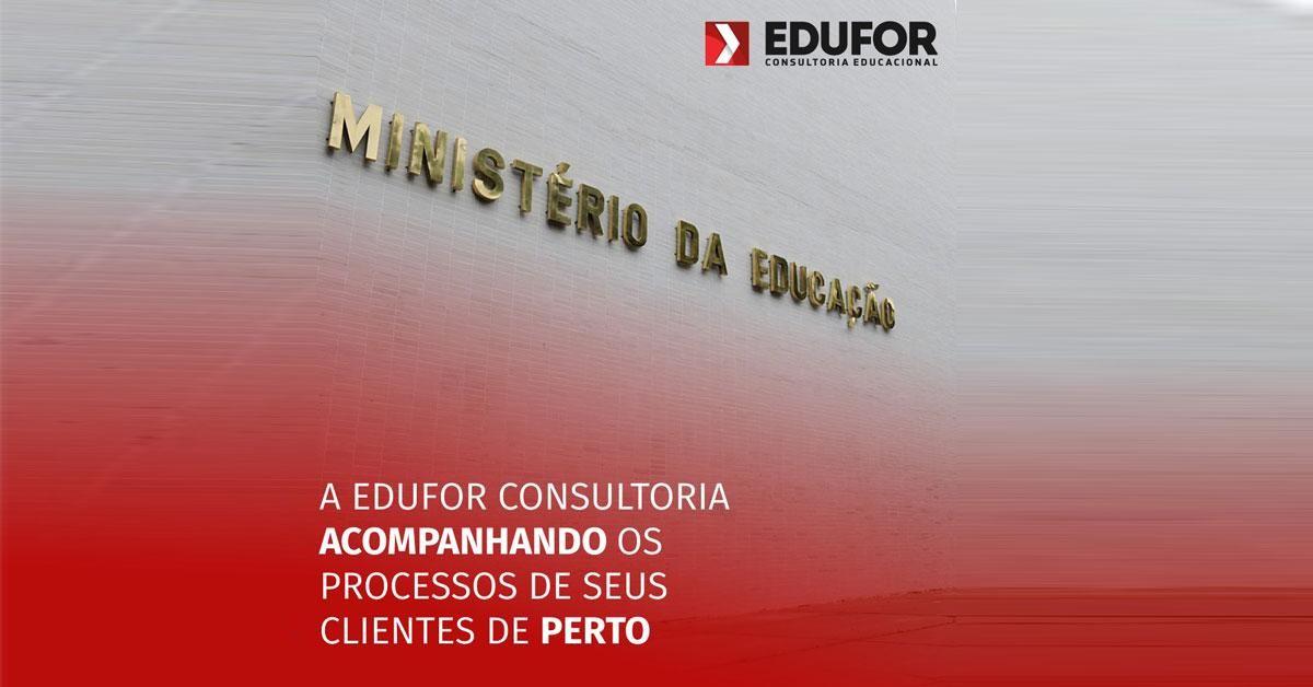 Edufor Consultoria: acompanhando os processos de seus clientes de perto!