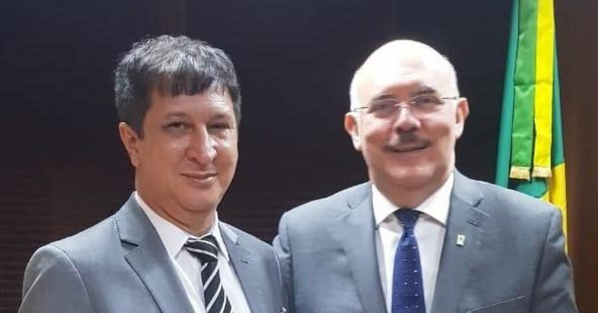 EDUFOR Consultoria Educacional se reúne com o Ministro da Educação (MEC)