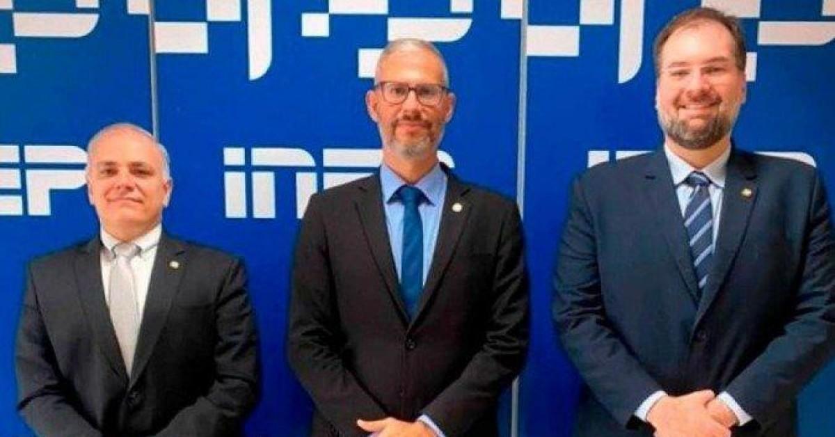 Economista Danilo Dupas é o novo presidente do Inep